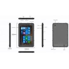 Rugged Windows tablet EM-I88H