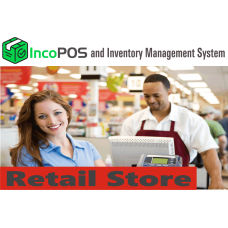 IncoPOS and inventory management software for Restaurant